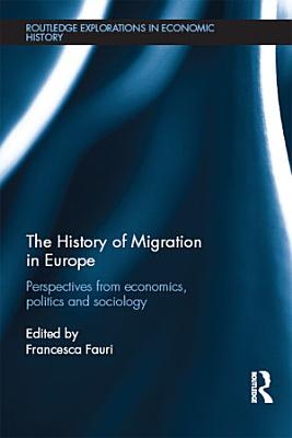 The History of Migration in Europe PDF