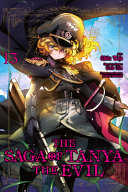 The Saga of Tanya the Evil  Vol  13  manga