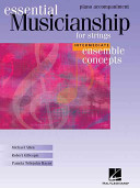 Essential Musicianship for Strings PDF