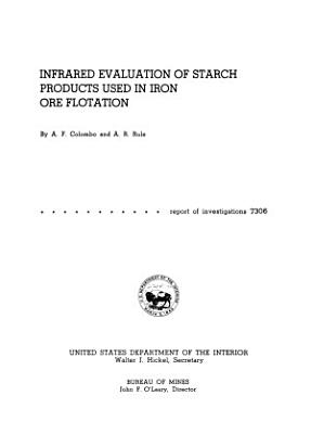 Infrared Evaluation of Starch Products Used in Iron Ore Flotation