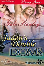 Jaden's Double Doms [TomCats 1]