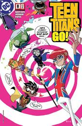 Teen Titans Go! (2003-) #8