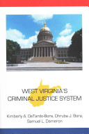 West Virginia S Criminal Justice System