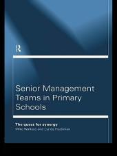 Senior Management Teams in Primary Schools