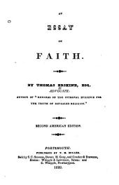 An Essay on Faith