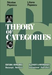 Theory of categories