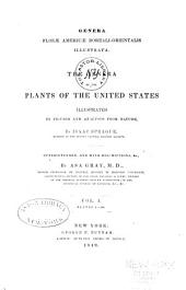 The Genera of the Plants of the United States: Volume 1