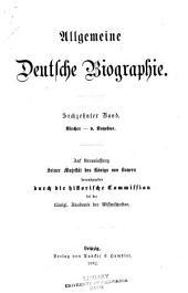 Allgemeine deutsche Biographie: Volume 16