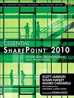 Essential SharePoint 2010 PDF