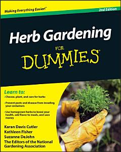 Herb Gardening For Dummies PDF