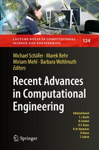 Recent Advances in Computational Engineering PDF