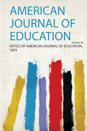 American Journal of Education PDF