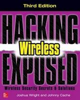Hacking Exposed Wireless  Third Edition PDF