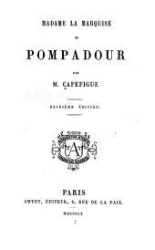 Madame la marquise de Pompadour