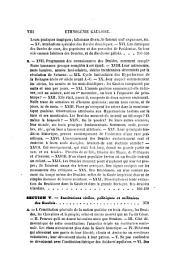 Ethnogénie gauloise: ptie. Preuves intellectuelles, Le génie gaulois : caractère national, druidisme, institutions, industrie, etc