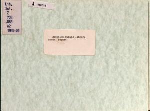 Annual Report   Brooklyn Public Library PDF