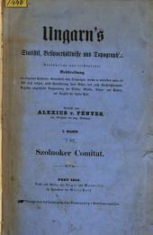 Ungarn's Statistik, Besitzverhältnisse und Topographie