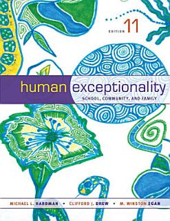 Human Exceptionality  School  Community  and Family Book