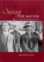 Saving the Nation PDF