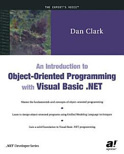 An Introduction to Object Oriented Programming with Visual Basic  NET PDF