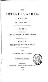 The Botanic-garden: A Poem, Volume 2