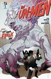 The Un-Men (2007-) #1