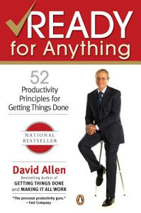 Ready for Anything Book