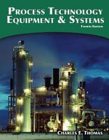 Process Technology Equipment and Systems PDF