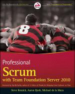 Professional Scrum with Team Foundation Server 2010