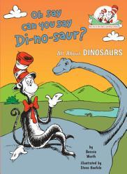 Oh Say Can You Say Di No Saur  Book PDF