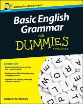 Basic English Grammar For Dummies, UK