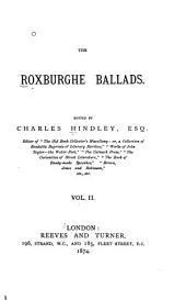Roxburghe Ballads: Volume 2