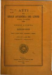 Rendiconti: Volume 5