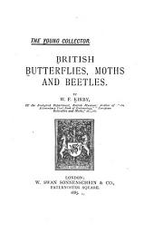 British Butterflies, Moths & Beetles