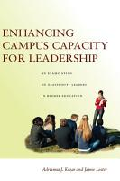 Enhancing Campus Capacity for Leadership PDF