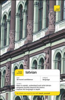 Teach Yourself Latvian Complete Course