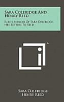 Sara Coleridge and Henry Reed PDF