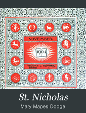 St. Nicholas: Volume 32, Part 1