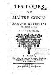 Les tours de maître Gonin...