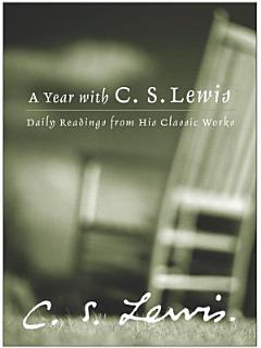 A Year with C  S  Lewis Book