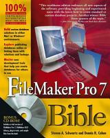 FileMaker Pro 7 Bible PDF