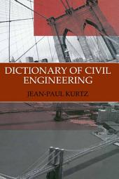 Dictionary of Civil Engineering: English-French