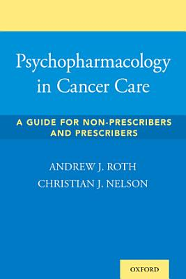 Psychopharmacology in Cancer Care PDF
