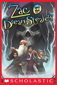 Zac and the Dream Stealers Book