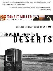 Through Painted Deserts Book