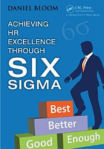 Achieving HR Excellence through Six Sigma PDF