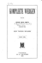 Kompleete werken van den ouden Heer Smits: Volume 3