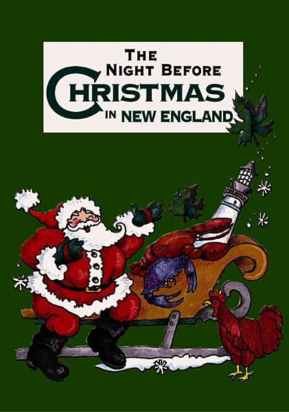 The Night Before Christmas in New England PDF