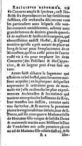 L'image de la religieuse réformée tirée au modèle des SS. Dames fondatrices des ordres réformés avec les règles et constitutions des Claristes, Brigittines, Annonciades, Carmelines et Cappucines