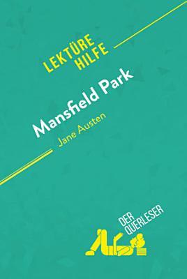 Mansfield Park von Jane Austen  Lekt  rehilfe  PDF